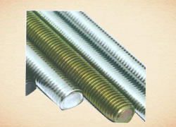 GI Threaded Rods and Fasteners manufacturer and exporter